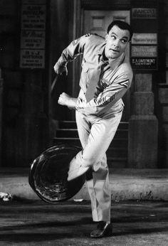 """Gene Kelly in """" It's always fair weather."""""""
