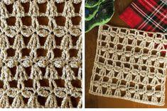 Stitch Patterns and Tutorials Archives - Crochet Stitches Patterns, Stitch Patterns, Crotchet Stitches, Lace Patterns, Beautiful Crochet, Unique Crochet, Single Crochet Stitch, Crochet Projects, Crochet Tutorials