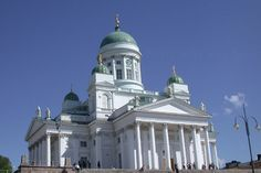 Lutheran Cathedral, Helsinki, Finland