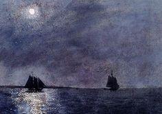 Winslow Homer - Eastern Point Light