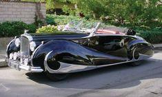 1936 Auburn Roadster, 1947 Bentley MK.VI.   Collectors Weekly