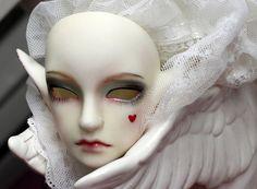 BJD makeup faceup Resinsoul Ai