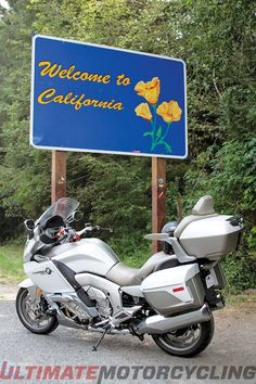 8 Days Aboard a BMW K 1600 GTL Exclusive Touring California Bmw Motors, Motorcycle Touring, Bmw Motorcycles, 8 Days, California, Bike, Adventure, Cars, Motorbikes