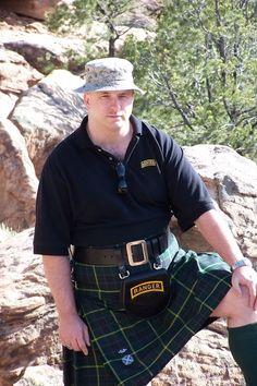 U.S. Army Kilt | Us Army Tartan Kilt - Merchants - Brotherhood of the Kilt