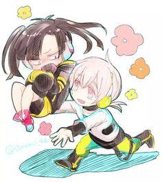Takane and Konoha