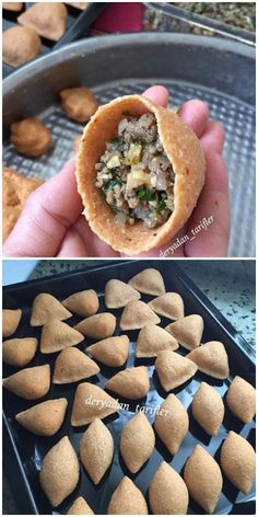 meatballs Source by Lebanese Recipes, Armenian Recipes, Turkish Recipes, Ethnic Recipes, Canned Meat, White Chocolate Cheesecake, Doritos, Middle Eastern Recipes, Food Design