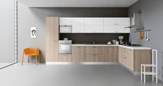 Kubika Simple Kitchen Design
