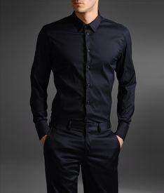 EMPORIO ARMANI - Long sleeve shirt