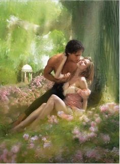 Scandal in Spring by Lisa Kleypas, Nathan Kamp