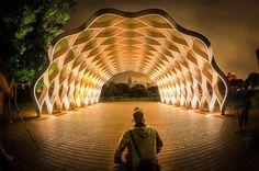 15 Chicago Landmarks That Light Up The Night http://www.global360marketing.com/