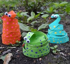 Craft Green: 26 Toilet Paper Roll Crafts for Kids
