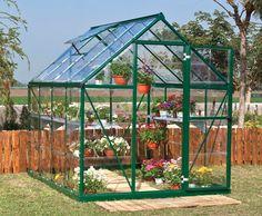 Nature Harmony Greenhouse - Hobby Greenhouse Kits