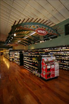 Grocery Store Winery