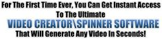 Video Creator/Spinner