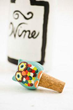 Owlet Wine Stopper
