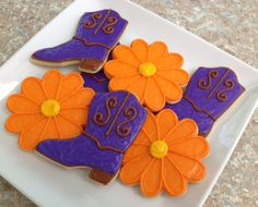 Cowgirl / Country Cookies
