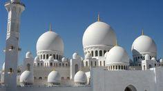 مسجد الشيخ زايد - ابو ظبي