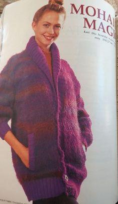Fur Coat, Magazine, Jackets, Fashion, Down Jackets, Moda, Fashion Styles, Magazines, Fashion Illustrations