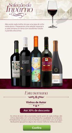 Vinhos é na Buywine http://www.buywine.com.br
