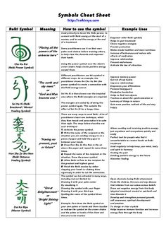 reiki symbols and meanings/ site connects to the best of 2014- 10 TOP infographics