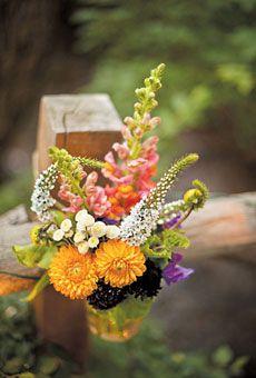 Brides: A Rustic Wedding on an Organic Farm   Colorado Real Weddings   Rustic Weddings   Brides.com