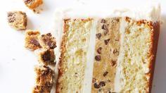 Cookie Dough Cake Recipe - Best Cake Recipes - Bite Me More