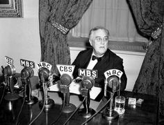 July 18,  1940: FDR IS NOMINATED FOR THIRD TERM  -   During the Democratic National Convention in Chicago, Illinois, U.S., Franklin D. Roosevelt is nominated to an unprecedented third presidential term.