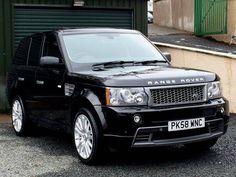 2009 Land Rover Range Rover Sport 3.6 TDV8 HST 5dr Auto   £28,995