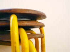 Jean Prouve - Stacking Stools