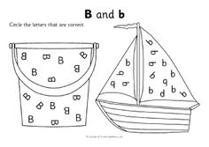Printable alphabet worksheets where children circle the correctly orientated letters in uppercase and lowercase. Printable Alphabet Worksheets, English Worksheets For Kids, Free Teaching Resources, Uppercase And Lowercase, Alphabet Activities, Activity Games, Phonics, Literacy, Oriental