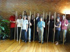 Introductory Tai Chi Staff Workshop