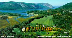 Hudson River Valley.  A favorite day-trip destination for my parents.