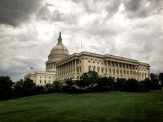 https://flic.kr/p/DGqWZ4 | Missing the Storm | That time we barely missed the storm while visiting the Capitol in 2013. #tbt