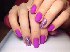 Nail Manicure, Toe Nails, Stiletto Nails, Purple Nail Art, Pink Nails, Gorgeous Nails, Pretty Nails, Glamour Nails, Nagel Hacks