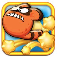 Rolling Raccoon 2 for iOS – Promo Code Giveaway!