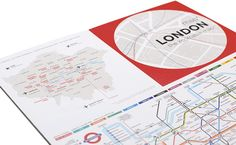 map² zoomable map. Neat #London #map