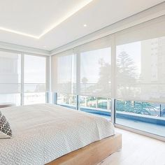 Taylor offers Roller Blinds in 3 Categories: 1.Screens  2.Hybrid  3.Blockout Roller Blind Screen Shades are referred to as sheer weave shades, solar shades, or screen shades. They are not privacy shades but rather fabric window shades that are used to block UV rays and reduce energy costs whilst not blocking the view as …
