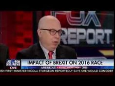 Impact Of Brexit On 2016 Race - Fox Report Political Insiders | AH News