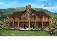 1000 images about log home floor plans on pinterest log for 8 bedroom cabins in north carolina