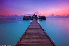 Ilhas Maldivas.