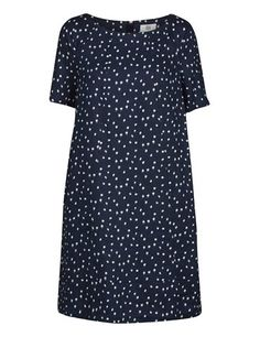 feminine clothes for women and kids Charles Montgomery, Montgomery Burns, Polka Dot Top, Dots, Short Sleeve Dresses, Feminine, Navy, Clothes For Women, Shopping