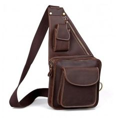 Backpack purse leather, backpack with one strap