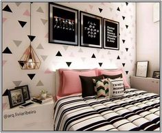 Teen girl bedrooms, decorating trick number 5891433566 to decorate the area up now. Girl Room, Bedroom Makeover, Bedroom Decor, Room Makeover, Teenage Girl Bedroom Diy, Cute Room Decor, Teenage Girl Room Decor, Bedroom Design