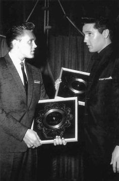 Billy and Elvis