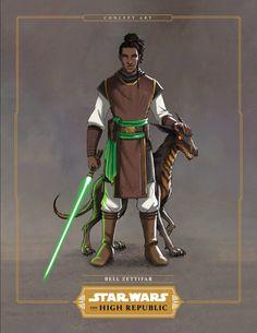 Inside Star Wars: The High Republic: Meet the Padawans | StarWars.com