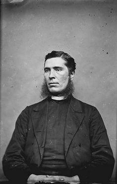 https://flic.kr/p/6QMG15 | Revd Owen Wynne Jones (Glasynys, 1828-70) | Teitl Cymraeg/Welsh title: Parchg Owen Wynne Jones (Glasynys, 1828-70) Ffotograffydd/Photographer: John Thomas (1838-1905)  Dyddiad/Date: [ca. 1865]  Cyfrwng/Medium:  Negydd gwydr / Glass negative  Maint/Dimensions: 110 x 165 mm. Cyfeiriad/Reference: jtzz020a Rhif cofnod / Record no.: 3365408  Rhagor o wybodaeth am gasgliad John Thomas yn Llyfrgell Genedlaethol Cymru  More information about the John Thomas Collection at…