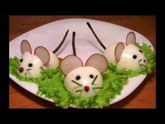 Essen Dekorationen