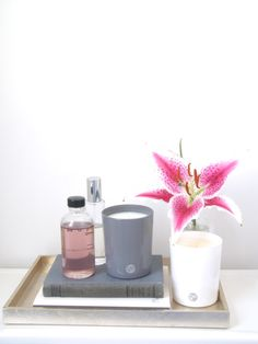 Hoping for one of these gorgeous Emily & Tony Aromatherapy Massage Candles for Valentine's Day!