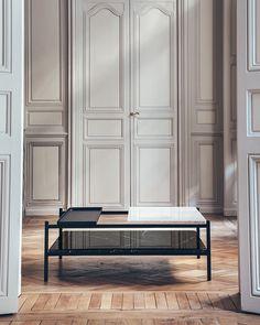 Le meilleur de Maison & Objet 2017 : Table basse (Versant Édition)
