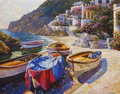 HOWARD BEHRENS | Howard Behrens Art, Paintings, and Prints for Sale!